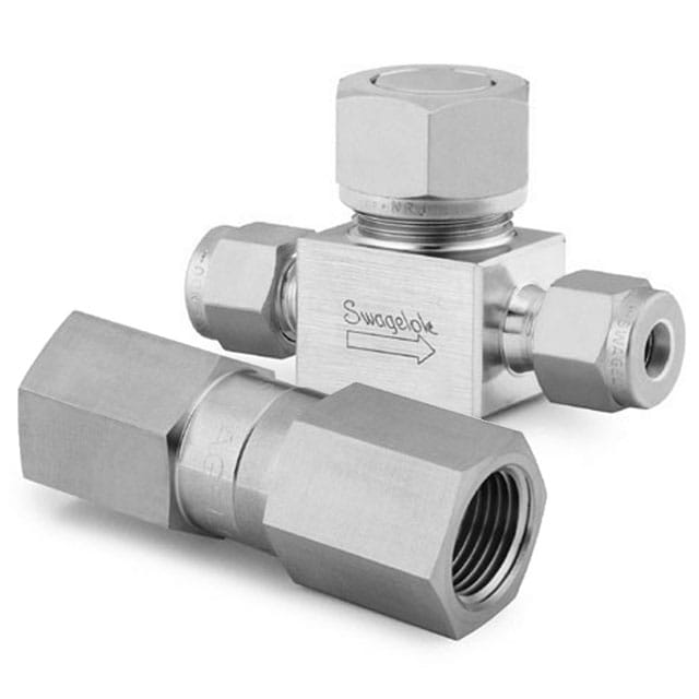 Poppet and Lift Check Valves
